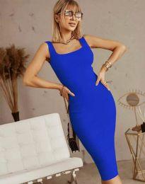 Φόρεμα - κώδ. 5965 - μπλε