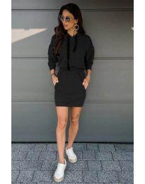 Φόρεμα - κώδ. 999 - μαύρο