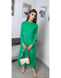 Φόρεμα - κώδ. 185 - πράσινο