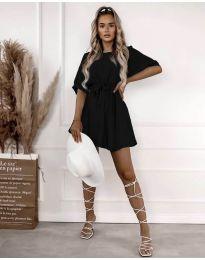 Φόρεμα - κώδ. 13131 - μαύρο