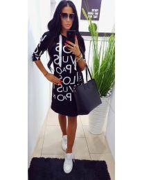Φόρεμα - κώδ. 309 - μαύρο