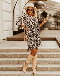 Φόρεμα - κώδ. 3794 - πολύχρωμο