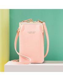 Τσάντα - κώδ. B148 - ροζ