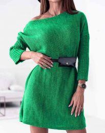 Φόρεμα - κώδ. 5142 - πράσινο