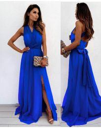 Φόρεμα - κώδ. 2011 - σκούρο μπλε