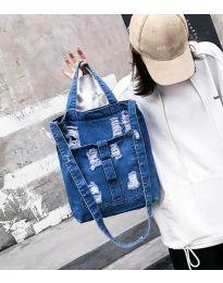 Τσάντα - κώδ. B580 - μπλε