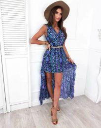 Φόρεμα - κώδ. 3207 - πολύχρωμο