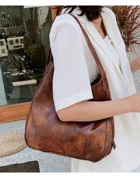 Τσάντα - κώδ. B5 - καφέ