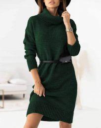 Φόρεμα - κώδ. 0393 - πράσινος