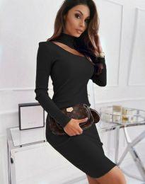 Φόρεμα - κώδ. 11441 - μαύρο