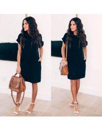 Φόρεμα - κώδ. 659 - μαύρο