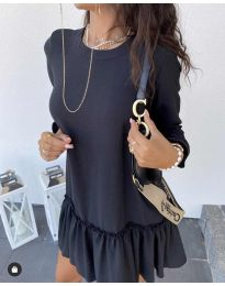 Φόρεμα - κώδ. 2078 - μαύρο