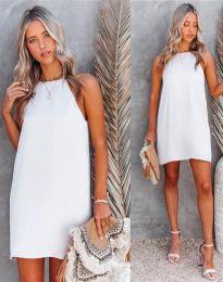 Φόρεμα - κώδ. 2169 - λευκό
