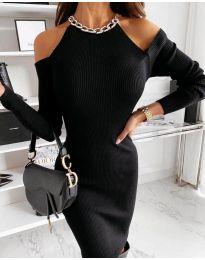 Φόρεμα - κώδ. 0300 - μαύρο