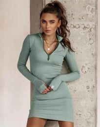 Φόρεμα - κώδ. 4288 - μέντα