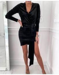 Φόρεμα - κώδ. 62688 - 2 - μαύρο