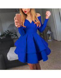 Φόρεμα - κώδ. 228 - μπλε