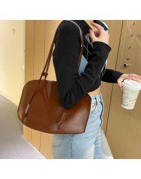 Τσάντα - κώδ. 508 - καφέ