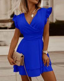 Φόρεμα - κώδ. 5654 - μπλε