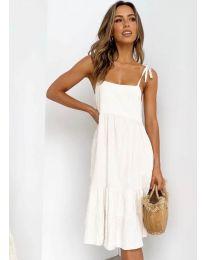 Φόρεμα - κώδ. 630 - λευκό