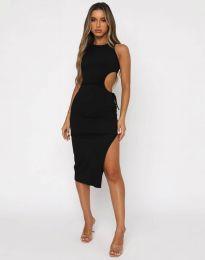 Φόρεμα - κώδ. 11937 - μαύρο