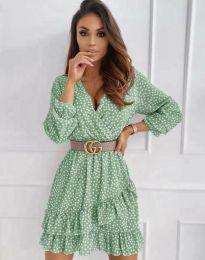 Φόρεμα - κώδ. 2794 - πράσινο