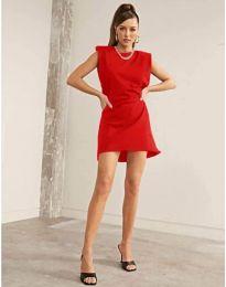 Φόρεμα - κώδ. 625 - κόκκινο