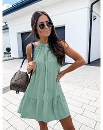 Φόρεμα - κώδ. 632 - μέντα