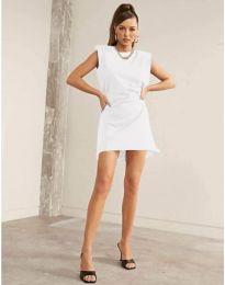 Φόρεμα - κώδ. 625 - λευκό