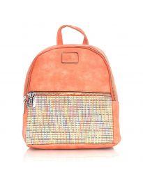 Τσάντα - κώδ. OY1206 - πορτοκαλί