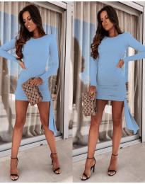 Φόρεμα - κώδ. 6515 γαλάζιο