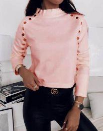 Μπλούζα - κώδ. 2899 - 3 - ροζ