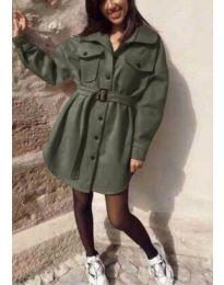 Φόρεμα - κώδ. 0707 - χακί