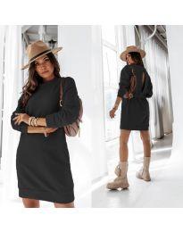 Φόρεμα - κώδ. 129 - μαύρο