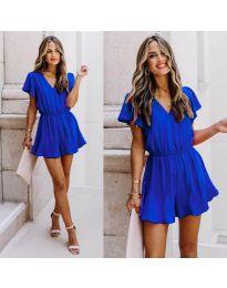 Φόρεμα - κώδ. 674 - μπλε