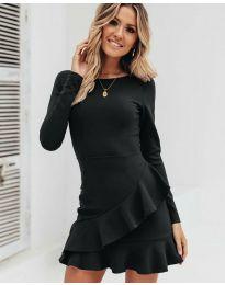 Φόρεμα - κώδ. 2909 - μαύρο