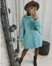 Φόρεμα - κώδ. 2933 - μέντα