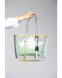 Τσάντα - κώδ. LS542 - πράσινο