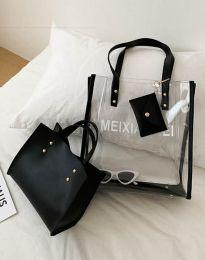 Τσάντα - κώδ. B304 - μαύρο
