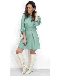 Φόρεμα - κώδ. 563 - τυρκουάζ