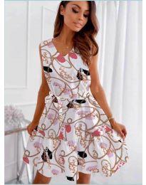 Φόρεμα - κώδ. 325 - λευκό