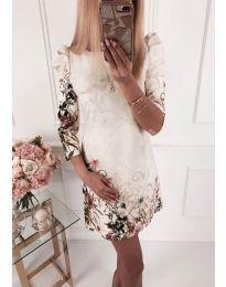 Φόρεμα - κώδ. 240 - λευκό