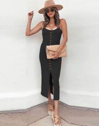 Φόρεμα - κώδ. 8841 - μαύρο