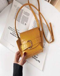 Τσάντα - κώδ. B500 - μουσταρδί