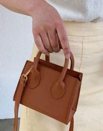 Τσάντα - κώδ. B421 - καφέ