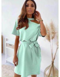 Φόρεμα - κώδ. 0006 - μέντα