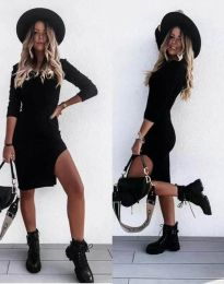 Φόρεμα - κώδ. 2358 - μαύρο