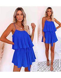 Φόρεμα-κωδ.721-μπλε