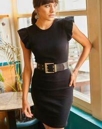 Φόρεμα - κώδ. 6155 - μαύρο