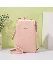 Τσάντα - κώδ. B145 - ροζ